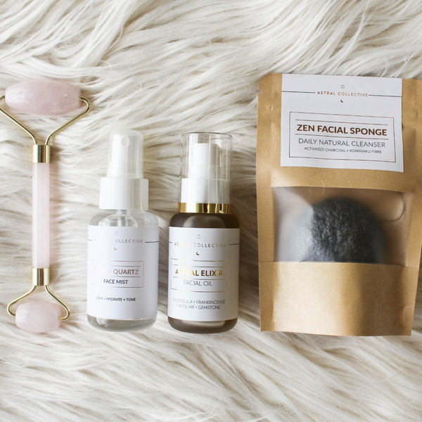 Goddess Skincare Set
