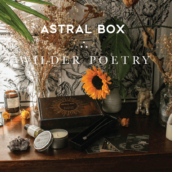 Wilder Poetry X Astral Box