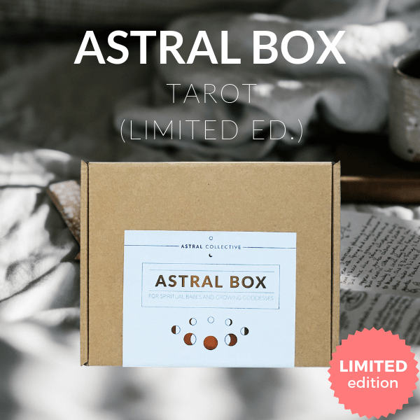 Astral Tarot Box [Limited Edition]