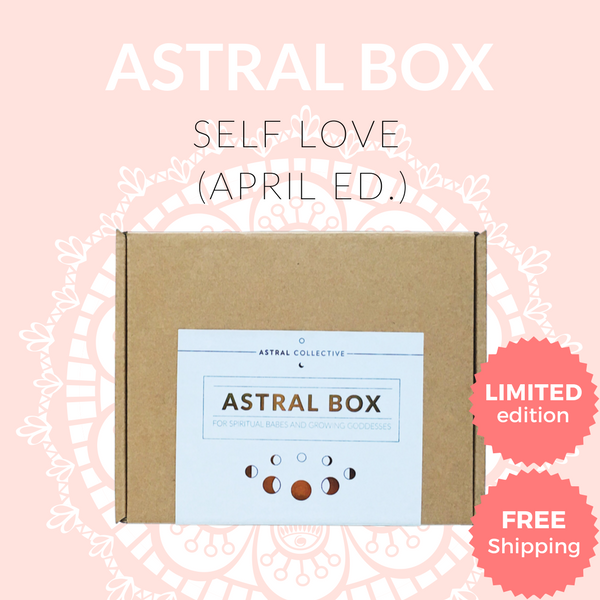 April Self Love Box [Limited Edition]