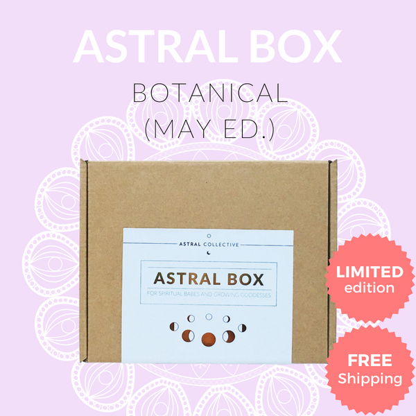 May Botanical Box  [Limited Edition]