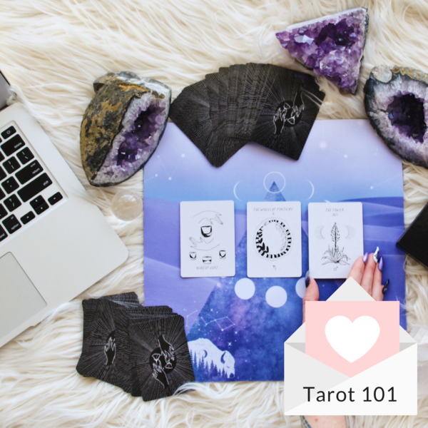 Tarot 101 Course (Digital)
