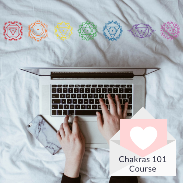 Chakras 101 Course (e-learning)