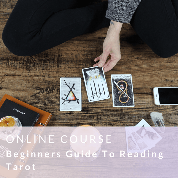 Beginners Guide To Reading Tarot