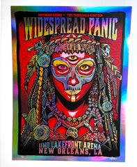 Widespread Panic 11.02 - Rainbow Edition #/35