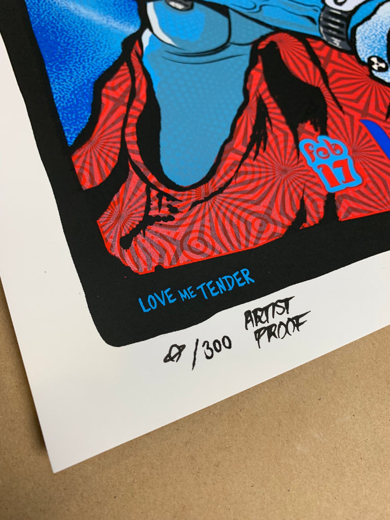 WEEN Vegas Night One - Artist Proof
