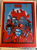 Primus New Years 2014 - Red Variant/ No Silver - Edition of 8