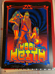 Kool Keith Black Light - Autographed by Kool Keith