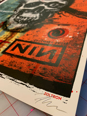 NIN - San Francisco - Artist Edition