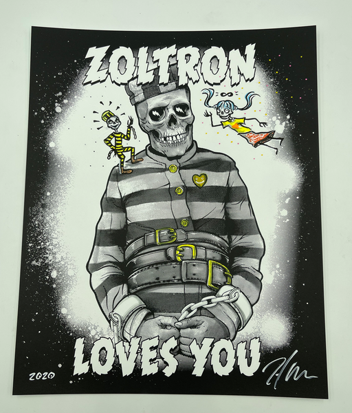 Copy of 1/1 Zoltron Loves You