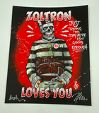 1/1 Zoltron Loves You