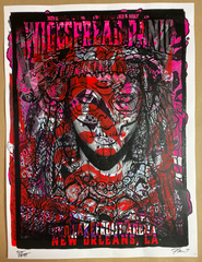 Widespread Panic 11.2 - Test Print