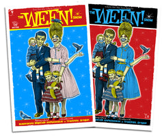 Ween - Troutdale 2018 - Artist Edition #/60 (Set of 2)