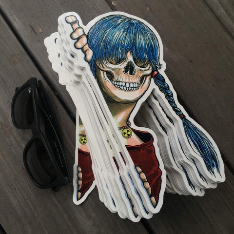 Zoltron (BIG) SUE NAMI Sticker