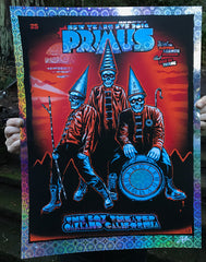 Primus New Years 2016 - Holospaz® Edition