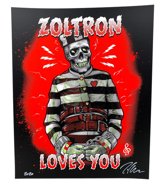 Zoltron Loves You: 2020 (Main Edition)