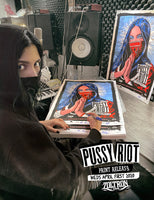Pussy Riot -  Main Edition #/125