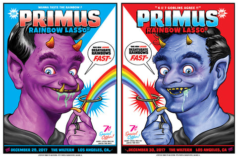 Primus Los Angeles (Set of 2)