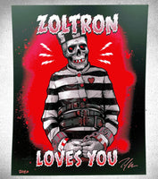 Zoltron Loves You: 2020 (Red 'Skin' Edition)