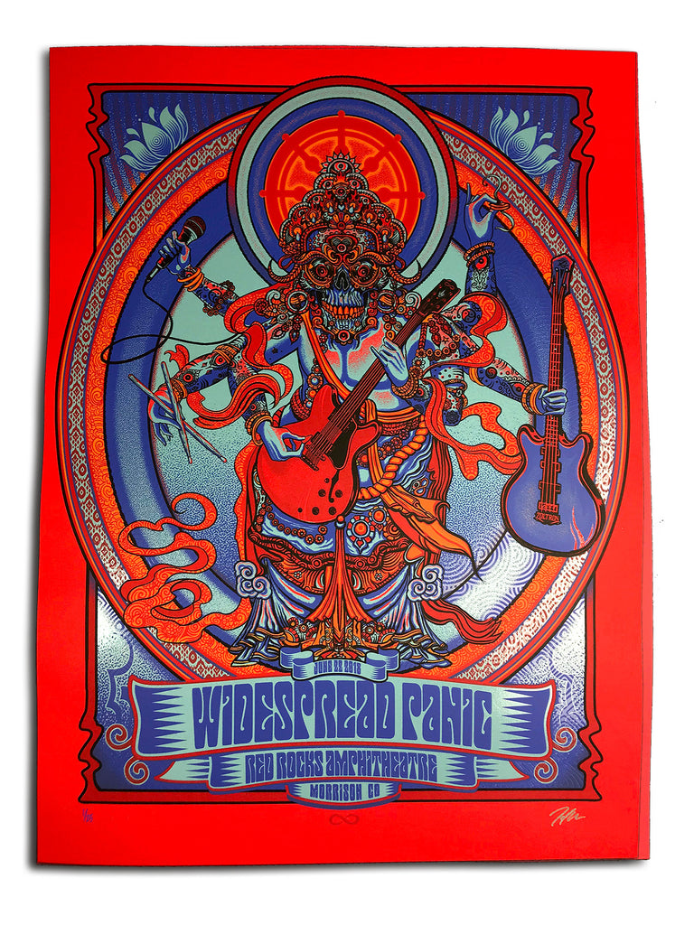Widespread Panic - Red Potato Paper (June 22)