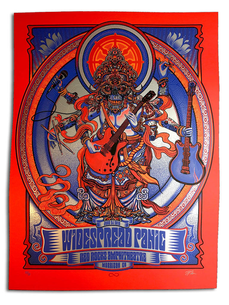 Widespread Panic - Red Potato Paper (June 24)