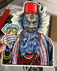 Zoltron (BIG) Shaman Sticker
