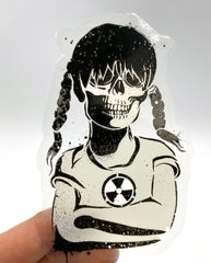 (10) New 'Sue Nami' Stickers