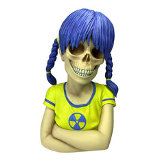 Sue Nami Resin Statue - Yellow Nuclear Edition