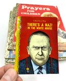 "(10) ""There's a Nazi in the Whitehouse"" Stickers"