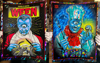 (SET of 2) Ween - Nights One & Two - Holographic Foil #/30