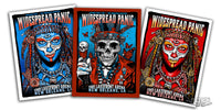 (Set of 3 - Matching #) Widespread Panic - Artist Edition #/100