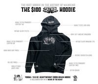 The $100 Zoltron Hoodie®