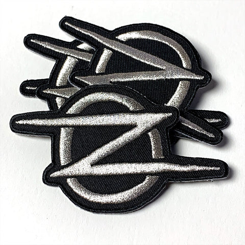 Zoltron 3D Embroidered Patch