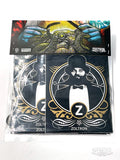 Lost in Time Zoltron Sticker Packs