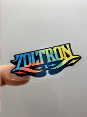 New! 2019 Zoltron Sticker Pack