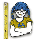 "The World's Biggest Sue Nami ""Secret Society"" Enamel Badge"
