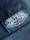Black Zoltron Script Shirt (Timed Edition)
