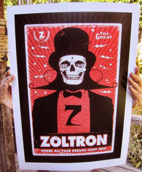 ZOLTRON LOVES YOU .
