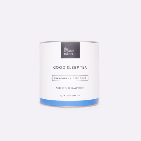 The Organic Trainer Sleep Tea