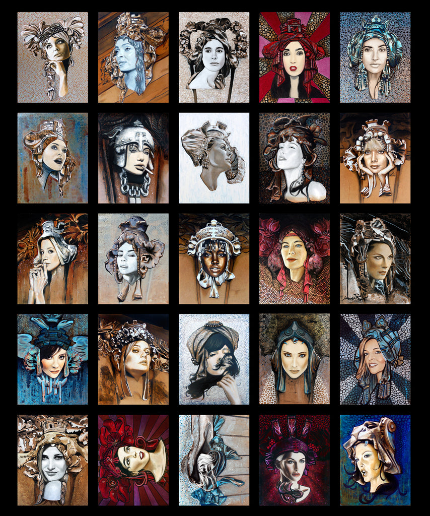 SILENCE BREAKERS (L) by artist Kate Kelton
