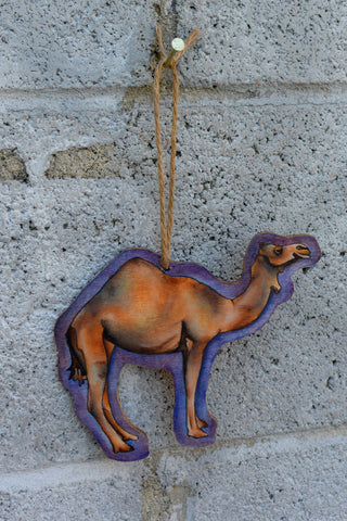 """Camel ornament"" by Sarah Polzin"
