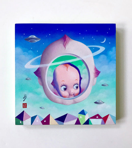 WONDERMENT by artist Carolina Seth