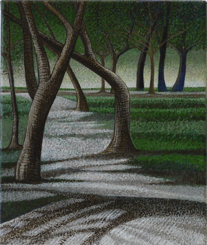 DESCANSO FOREST by artist Janet Olenik