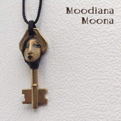 MOODIANA MOONA by artist Patricia Krebs