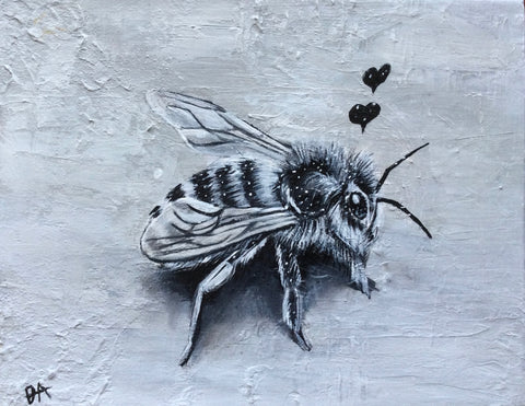 HONEYMAKER by artist Douglas Alvarez