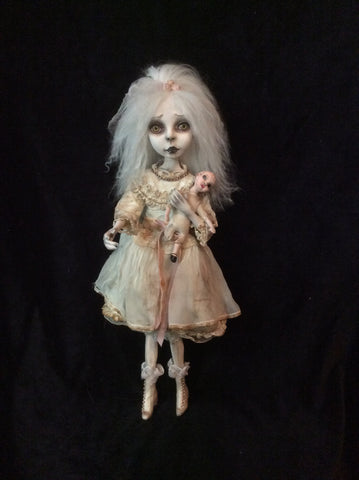 Lost Ghost, Sarah by artist Linda Lyons