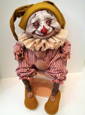 """Payaso"" by featured artist Denise Bledsoe"