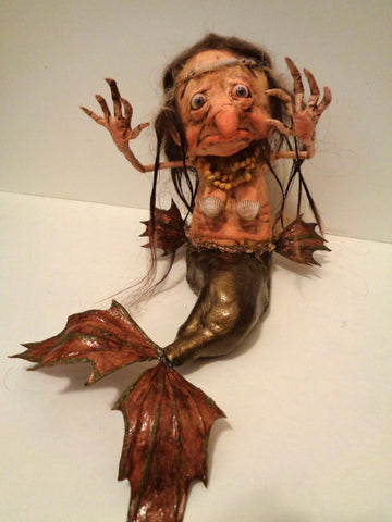 SENIOR SIREN by artist Denise Bledsoe