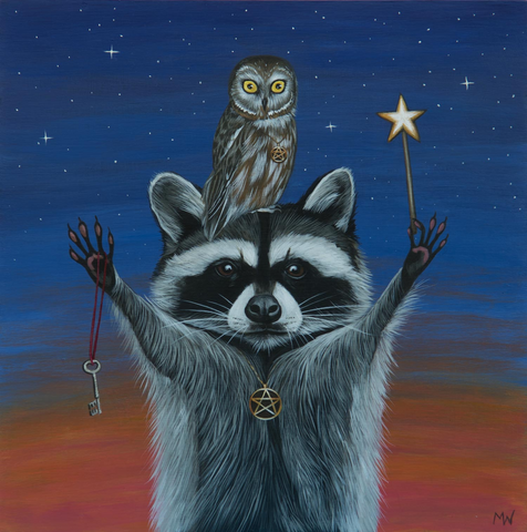 ABRACADABRA! by artist Michelle Waters