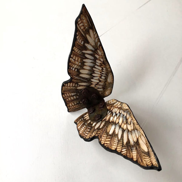 WINGS ONE by artist Samantha Jane Mullen